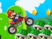 Mario Xtreme Bike game