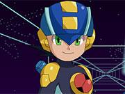 Megaman NT Warrior game