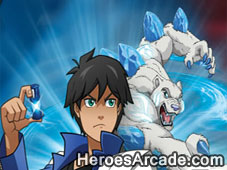 Monsuno Games - Battle to the Core game