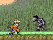 Naruto Battle Grounds game