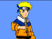 Naruto Create a Character game