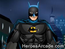 New Batman Dress Up game