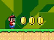 New Super Mario World 1 game