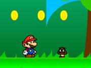 Paper Mario World game