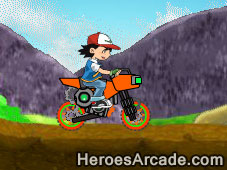 Pokemon Bike Game game