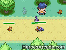Pokemon Tower Defense game