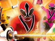 Power Rangers Samurai Bow game