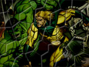Puzzle Madness Hulk game