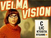 Scooby Doo Velma Vision game