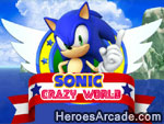 Sonic Crazy World game