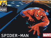 Spiderman In New York game