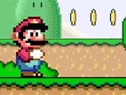 Super Mario Flash 2 game