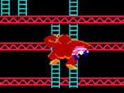 Super Mario Gorilla game