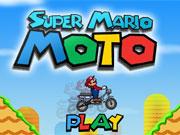 Super Mario Moto game