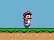 Super Mario Mushrooms game