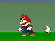 Super Mario X game