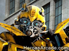 Transformers Bumblebee Blast game