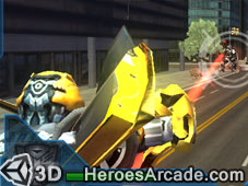 Transformers Victory is sweet game
