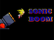 Sonic Boom Cannon game