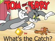 Tom And Jerry Whats The Catch game