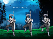 Zabuza Shadow Clone game